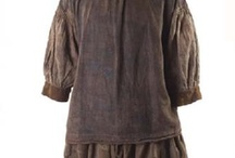 Clothes till XVIIIth century