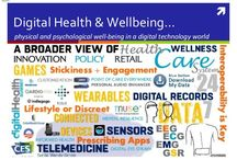 Digital health and wellbeing