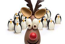 pingwiny z jaj niesp