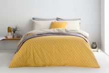 Herringbone quilt / For master bedroom