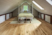 Bedrooms & Wood / Get some extra beauty sleep with a Kährs floor in your bedroom.