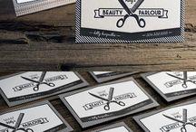 Menu & Shop Card Design