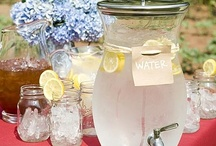 Wedding Shower / by Torie Hinyup