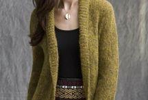 Knit: Cardigans: Coats: Jackets