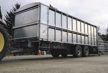 Ifor Williams StockMaster Livestock Trailer / Coming in 2014: The new StockMaster is Ifor Williams' largest trailer to date with a maximum gross weight of 21 tonnes. The commercial axles and running gear make this trailer the most durable and robust trailer from the Ifor Williams range.