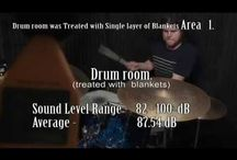 Home Studios, Practice Rooms and Spaces for Musicians / Videos, images, clips, tips  -- anything to help give ideas and inspire music at home and anywhere.