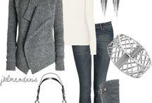 Clothes & shoes  / by Julia Silva