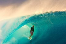Let's surf / Surfing photos from all over the world. Some shots are mine, others are repinned / by Kenji Croman