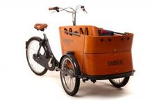 Babboe Curve / 3-wheel cargo bike with new design