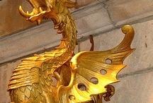 Monsters & Creatures - Dragons - European
