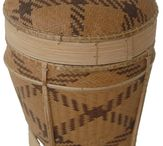Baskets from around the world / Baskets from The Phillippines, Colombia, Venezuela and Mali.