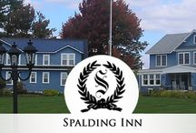 The Spalding Inn / Located in 199 Mountain View Road, Whitefield, New Hampshire.