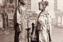Chiny historia