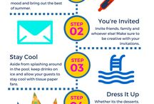Pool Parties! / Pool party content curated from across Pinterest!   Holiday-themed pool parties - Birthday parties - Kids pool parties - Pool party recipes - Pool drinks - Pool decorations
