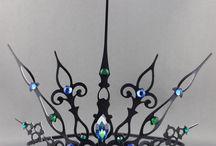 Šperky a čelenky