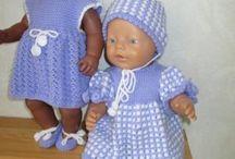 Crochet para muñecas