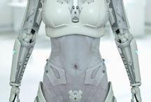 c y b o r g i a / roboty. cyborgi. technologie. cbrpnk.