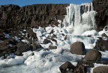 Iceland trip May 2015 / Golden Circle: park - Geyser S(trokkur is the highest one) - Gullfoss Waterfall