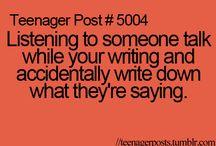 Guilty!! / Yep, I've done that before... / by Michelle Auzenne-Olszewski