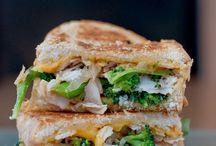 Edibles - Sandwiches, etc