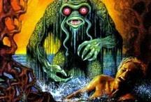 SerieB monstruos cómics etccccc