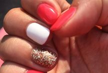 Her Nails though!