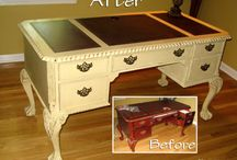 Painted Furniture / by White Lace Cottage