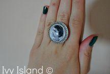 DIY Chanel ring