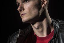 Male Portraits / Model: Tyler Smith