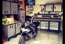Garagem funcional