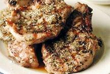 Recipes:  Pork... / by Mary Harris