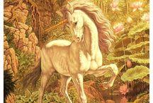 Unicorns & Mythology