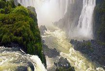 Peru and Argentina