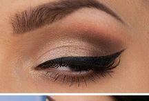 Gala make up