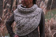 crochet vests etc