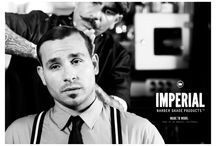 Imperial Barber Products - Campaigns / by Imperial Barber