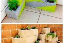 Ideas para tu Jardin / Ahora que has comprado tu casa, piensa en todo lo que podrías hacer en ella, el jardín es un lugar donde tus hijos podrían jugar, inspírate para crear el espacio ideal para ellos.