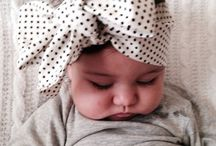 Bows, Bows, Bows / Cute hair accessories for your baby