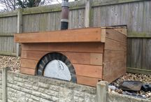 Home made Pizza ovens / DIY pizza oven