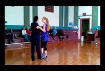 Dancing related Sandy / Ballroom dncing mainly