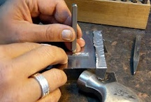 My silver workshop / Silversmedjan