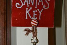 Llave de Santa.....