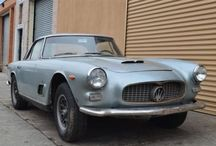 Maserati / We Buy & Sell Maserati A6, 150S, 3500 GT, 5000 GT, Ghibil, Sebring, Mistral, Mexico, Khamsin, Maserati A6, 3500 Bora in  Any Condition. Top Dollar Paid, We pickup from any Location in the US. Please call Peter Kumar 1-800-452-9910 Gullwing Motor Cars 24-30 46th Street, Astoria, NY 11103