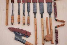 Mittelalterliches Werkzeug