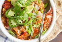 Chili - Healthy & Hearty