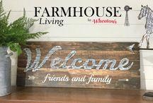 Farmhouse Living Collection