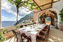 Villa San Giacomo, Positano / Luxury with a view: http://www.italytraveller.com/en/z/villa-san-giacomo #ItalyTraveller