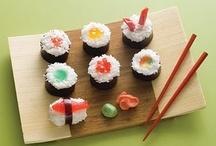 Cute food ideas / Food stuff.  / by JJ