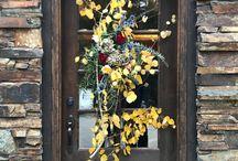Fall Foliage Floral