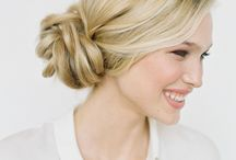 Updo Wedding Hairstyles / Updos are a classic style for any bride. Check out these gorgeous updo wedding hairstyles as seen on MODwedding to find inspiration for your dream wedding hairstyle. / by MODwedding